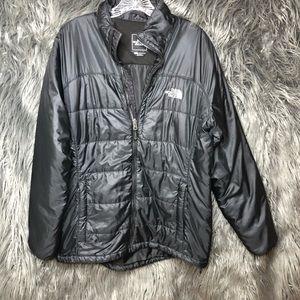 Black north Face winter jacket xl